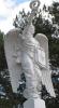 Скульптура «Белый Ангел Славутича»