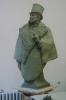 Памятник Барону Штиглицу.Глина.