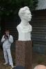Памятник-бюст Фарману Курбан-Оглы Салманову.