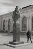 Памятник Барону Штиглицу. Петродворец.