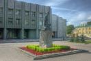 Памятник генерал-адъютанту А.А. Брусилову.
