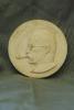 Артур Рэнсом. (Arthur Ransome). Медаль. Гипс.